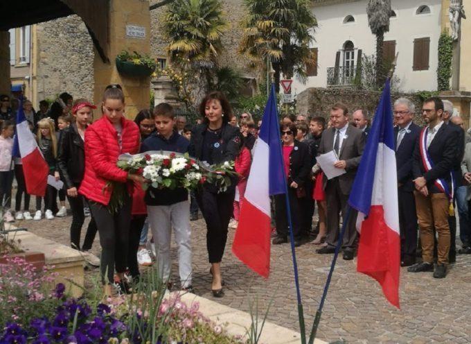 Commémoration du 11 novembre à Martres-Tolosane