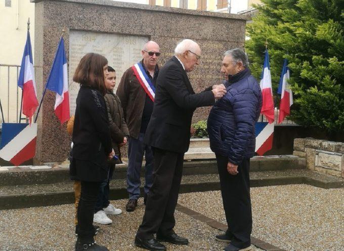 3 médaillés lors de la cérémonie du 11 novembre à Palaminy
