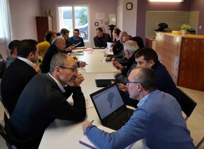Balesta : Le SDEHG à la rencontre des élus
