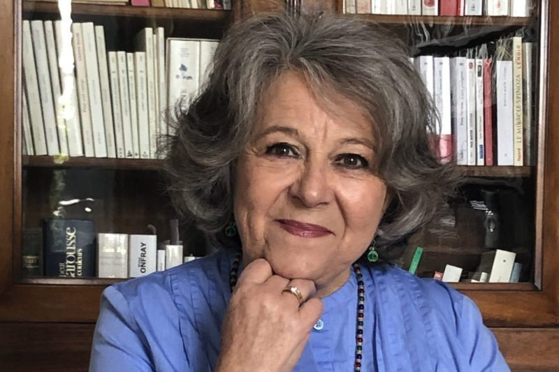 Nadine Lamaison, auteure des moments impossibles