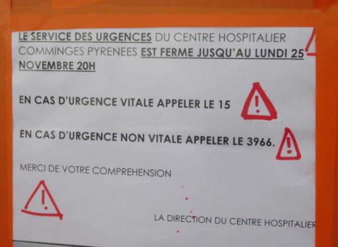 Urgences de Saint-Gaudens : les soignants craquent