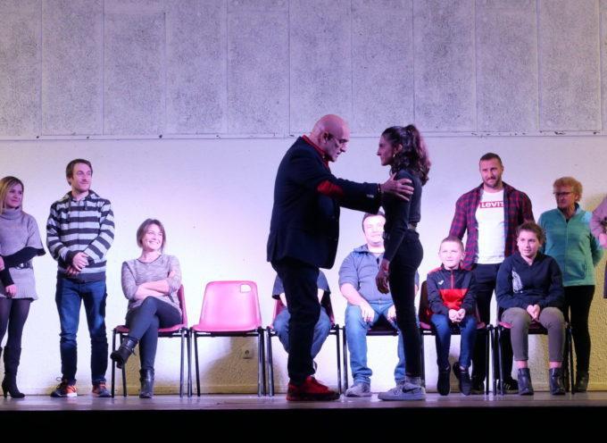 Gourdan Polignan Shamann : un grand show !