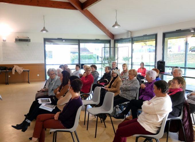 Gourdan Polignan : Un forum en pleine santé
