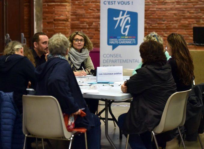 Haute-Garonne Demain Atelier participatif à Carbonne: Travailler sur des actions concrètes