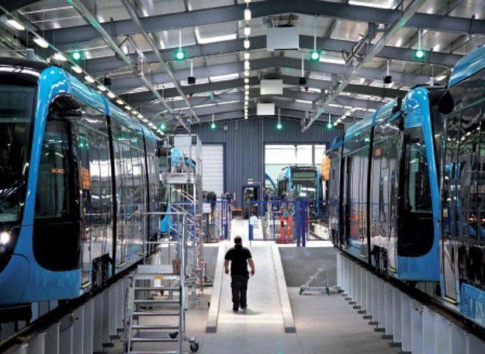 Commande de 28 rames Intercités par la SNCF: 250 emplois crées en Occitanie