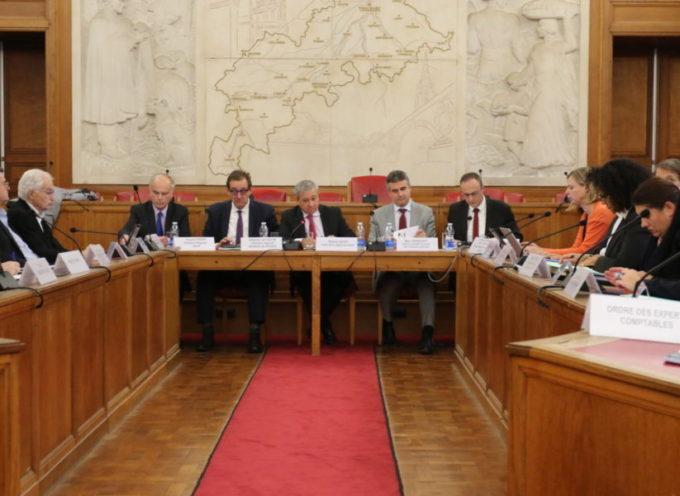 Réunion du Comité régional de suivi du financement de l'économie