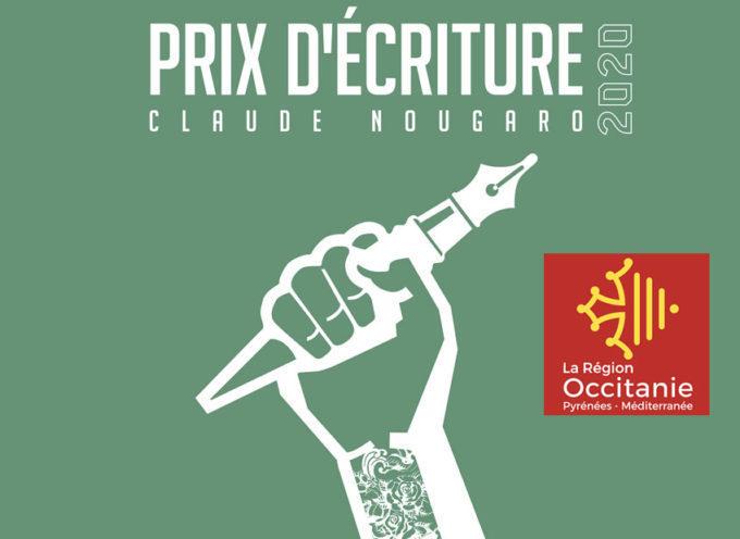 Prix d'écriture Claude Nougaro 2020 : les candidatures sont ouvertes !