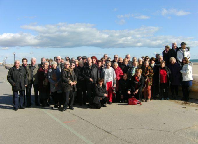 Cazères : Le Fil d'Argent s'offre une sortie gastronomique à Narbonne
