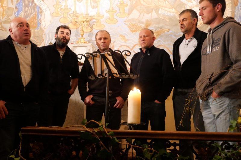 Les chanteurs de Nistos