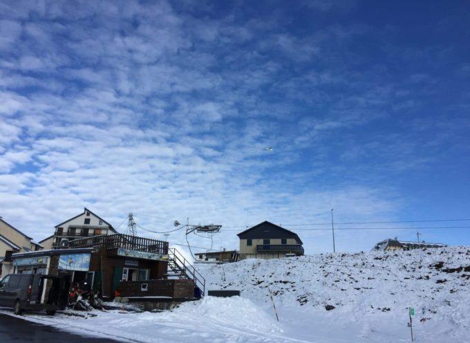 Ouverture des stations de ski ?