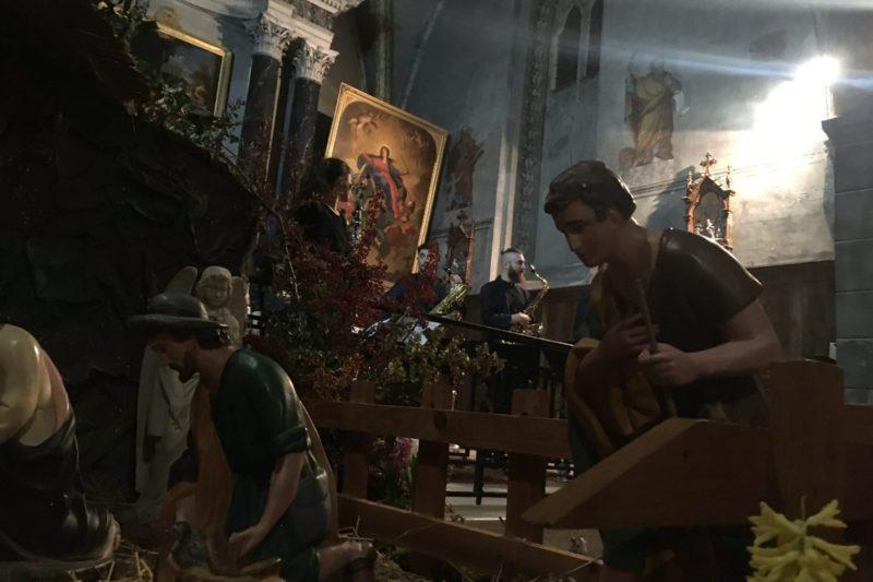 Une musique dans le sacré
