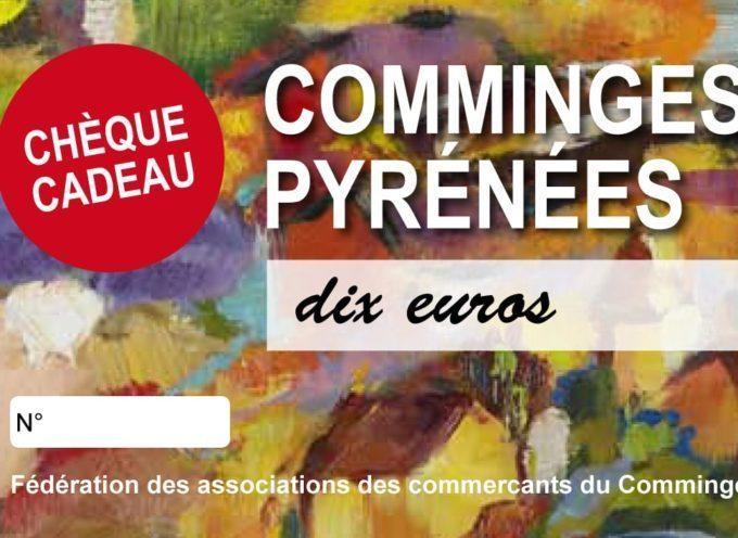 Chèques Cadeaux Comminges Pyrénées