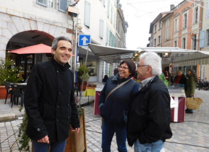 Elections municipales 2020 – Jean-Yves Duclos se représente devant les électeurs