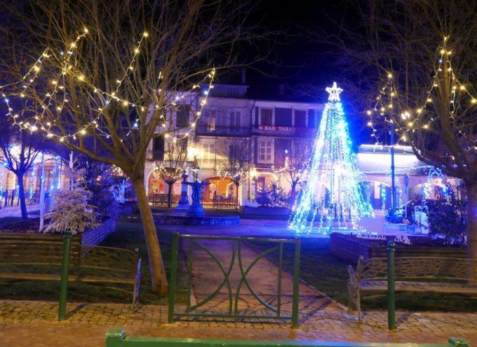 Montréjeau : La place Valentin Abeille sublimée