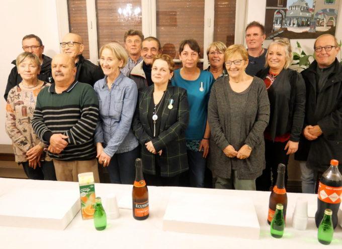 Montréjeau : Médailles du travail et départs à la retraite