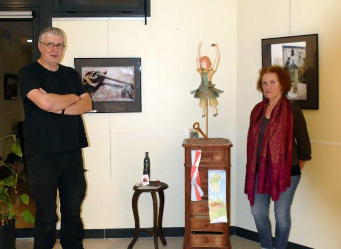 Exposition à Marquefave : « Alice au pays du Volvestre »