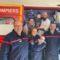 Eléna vient au monde dans l'ambulance des pompiers