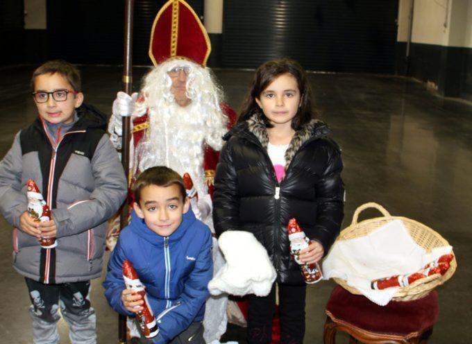 Montréjeau : Saint Nicolas fêté !