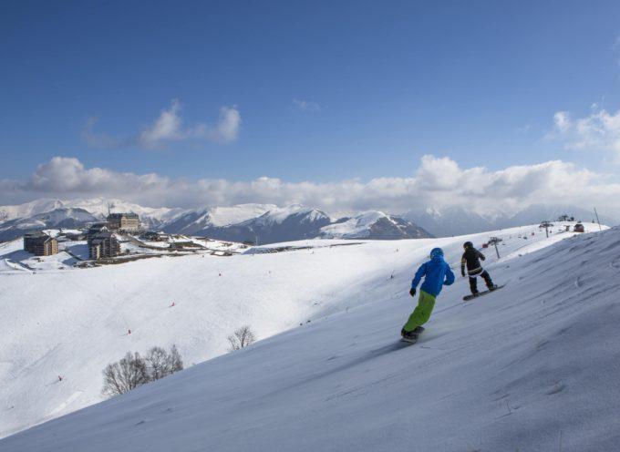Le Conseil départemental engagé auprès des stations de ski haut-garonnaises face aux difficultés d'enneigement
