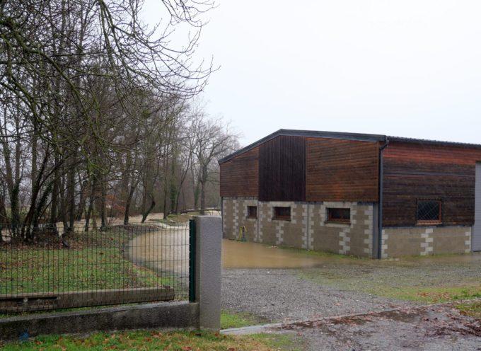 Gourdan / Montréjeau / Ponlat : Tempête et inondations
