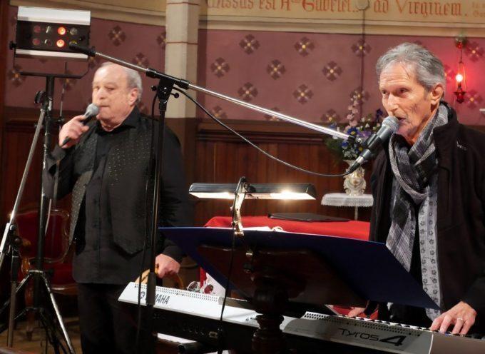 Gourdan-Polignan : Un duo pour un anniversaire