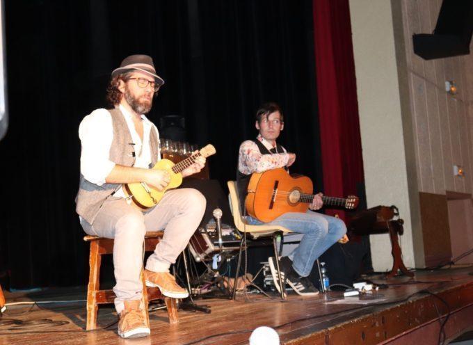 """Mane : Un concert """"presque"""" classique pour les écoles"""