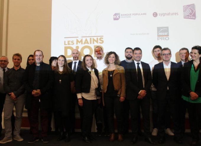 Les mains d'or de Haute-Garonne