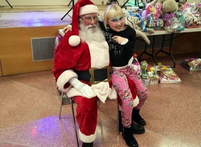 Carbonne : Un Noël caritatif