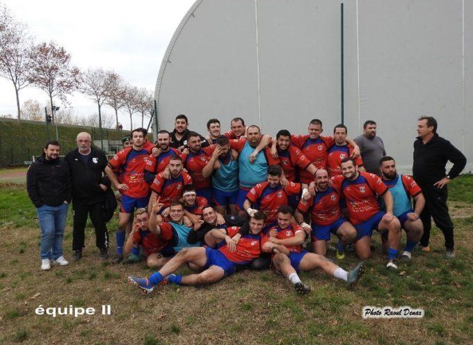 Rugby XV : Succès bonifié au TEC pour l'UCF