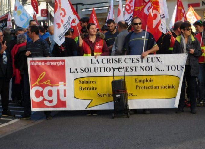 Contre la réforme des retraites, les Commingeois manifestent dans Saint-Gaudens