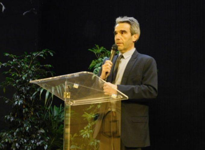 Jean-Yves DUCLOS Maire de Saint Gaudens présente ses vœux 2020