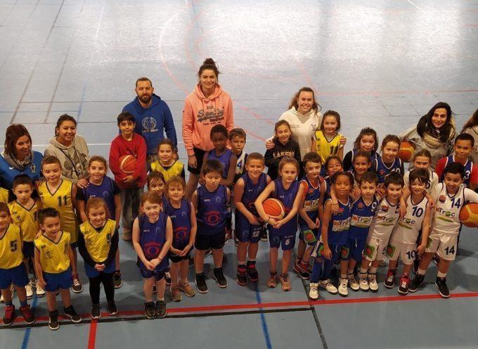 L'ASC Cazères et la CTC Comminges Basket font une belle saison