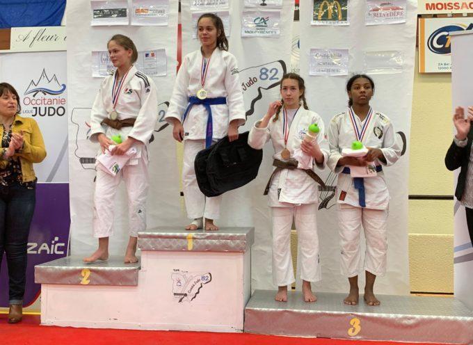 Judo Club Martrais : L'exploit d' Anaïs Tussau