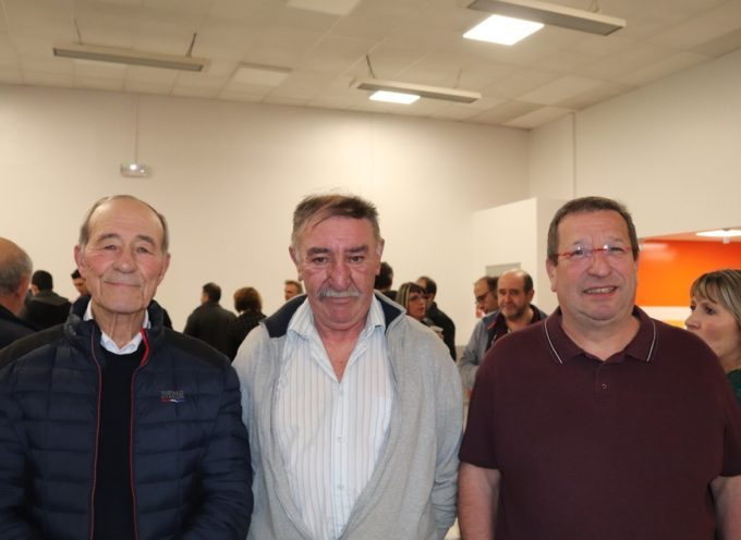 Estancarbon : Bonne retraite Bernard Saboulard !