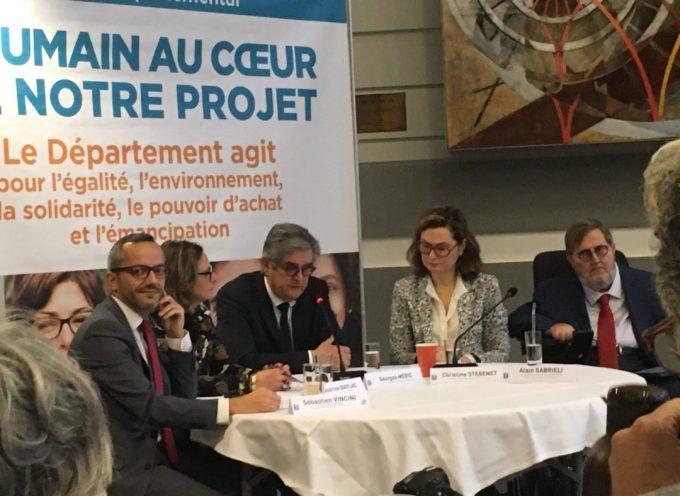 Georges Méric présente ses vœux à la presse : Serein et combatif !