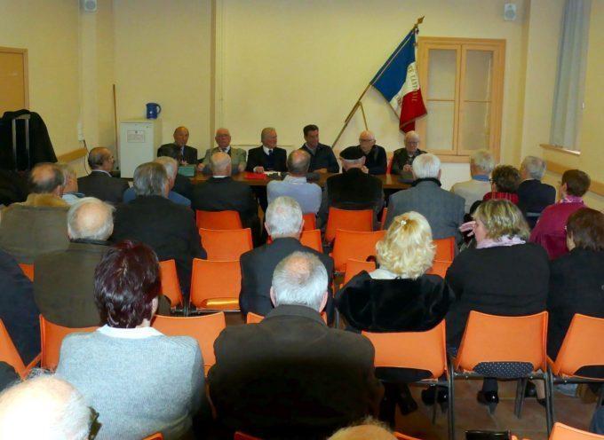 Carbonne : La FNACA cantonale en assemblée