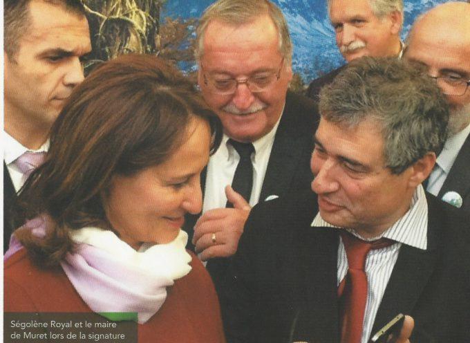Municipales à Muret : Ségolène Royal vend la mèche
