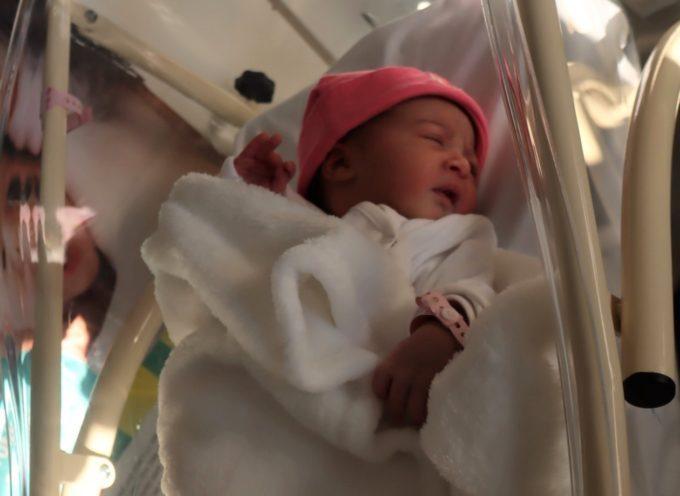 Le premier bébé 2020 du Muretain s'appelle Téodozja