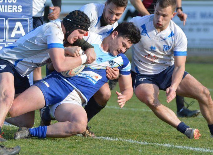 Rugby XIII, Les Saint-Gaudinois attendus à Palau