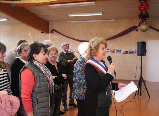 Landorthe : Mme le Maire a présenté ses derniers vœux