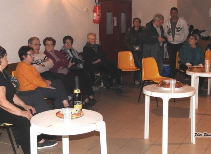 Gym Rando de Saint-Araille : Vœux et galette des rois
