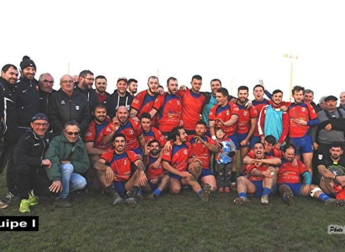 Rugby XV : Un match abouti pour l'UCF
