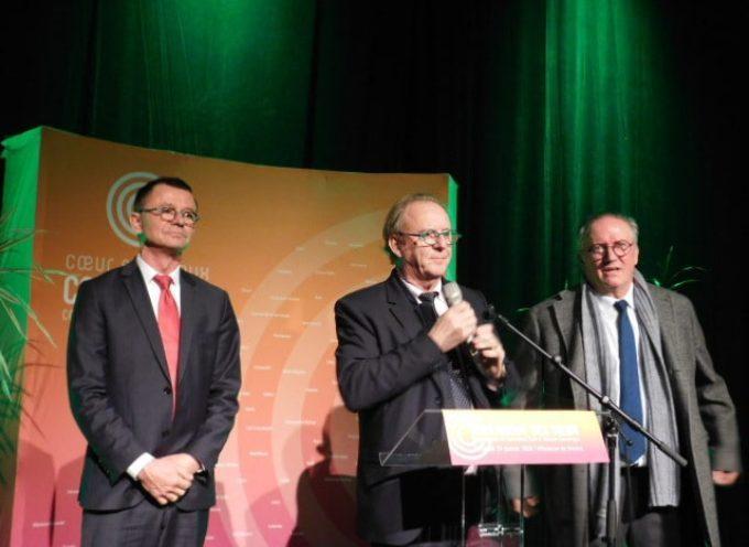 Loïc LE ROUX DE BRETAGNE présente ses vœux aux Commingeoises et Commingeois