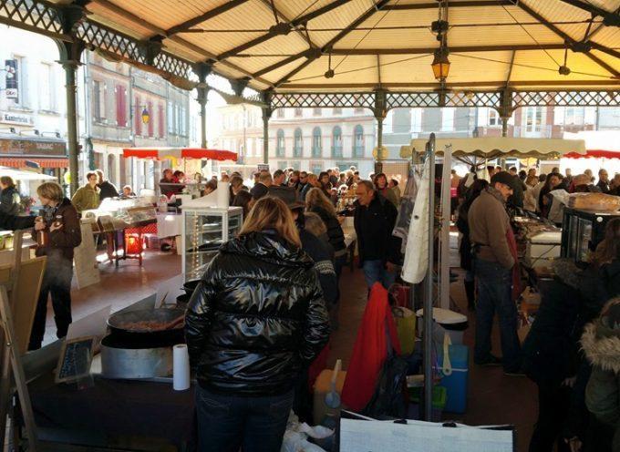 Le Fousseret : dimanche, allons au marché !