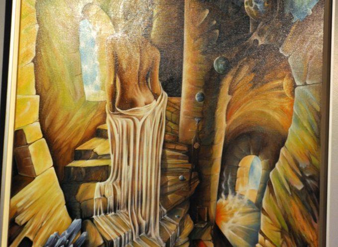 Barbazan : Exposition Arts-Symorias