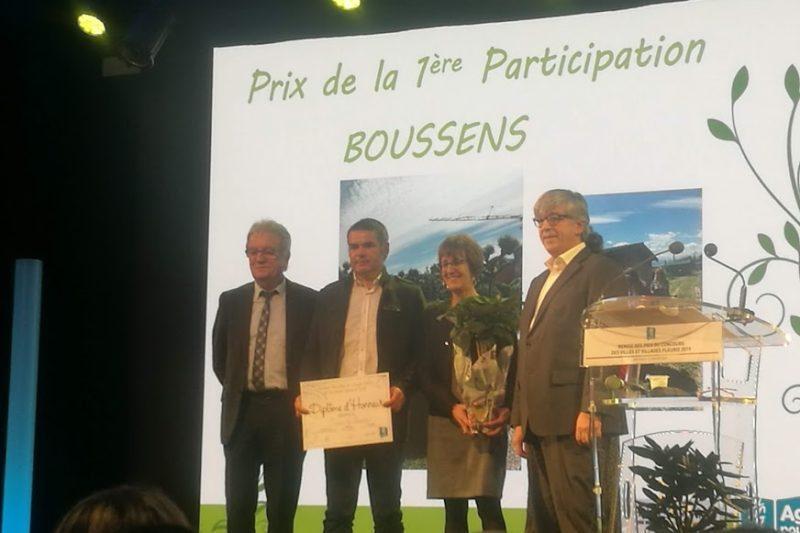 Christian Sans, maire de Boussens et conseiller départemental