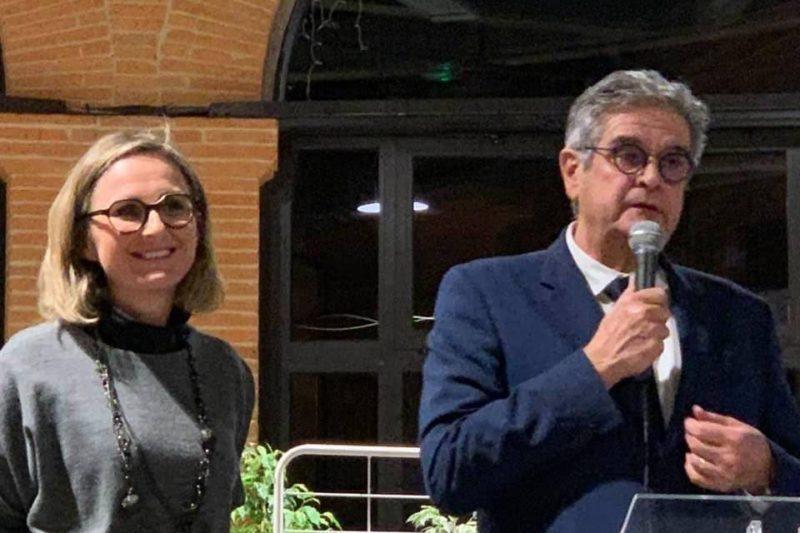 Avec le soutien de Georges Meric président du conseil départemental