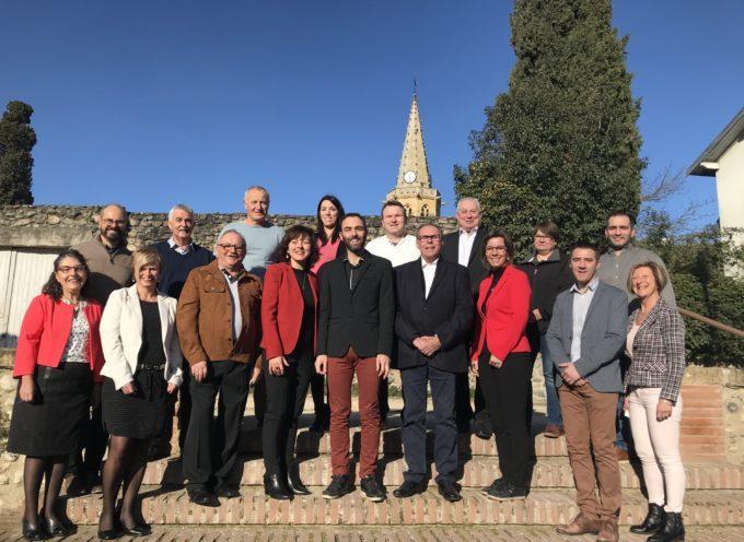 Résultat des élections à Martres-Tolosane