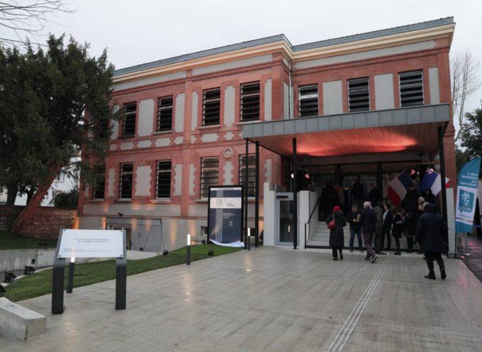 Georges Méric a inauguré le nouveau Musée départemental de la Résistance et de la Déportation de Toulouse