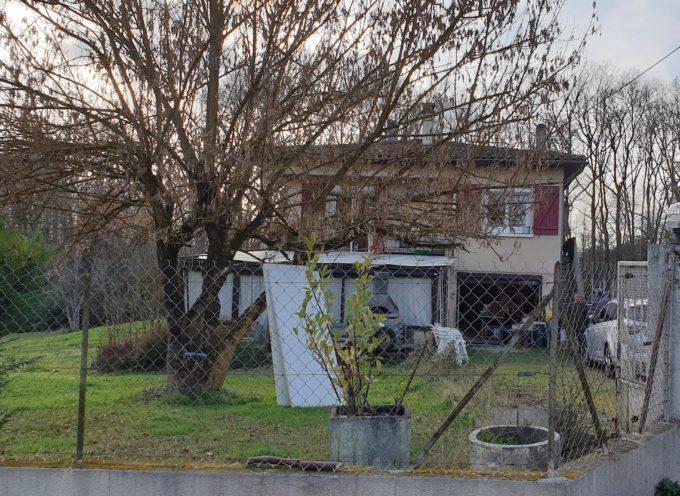 Un vide-maison à Landorthe
